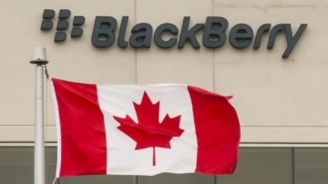 BlackBerry Posts larger-Than-expected Loss, shares droop