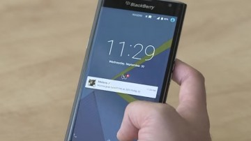 BlackBerry built-in the way it Made the 'Priv' Android phone relaxed