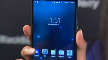 BlackBerry Priv Android Slider smartphone Showcased on Video by way of CEO