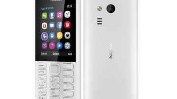 Nokia 216 Dual SIM Feature Phone With Front-Facing Flash Launched at Rs. 2,495