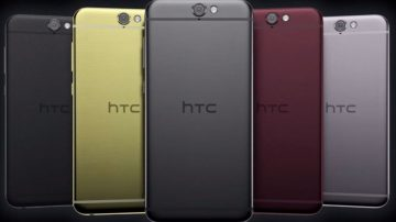HTC One A9 Smartphone Boasts Power and Beauty